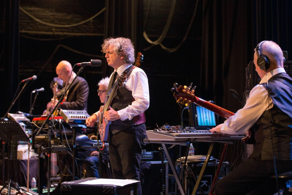 King Crimson's Singer on Joining His Favorite Band, Working